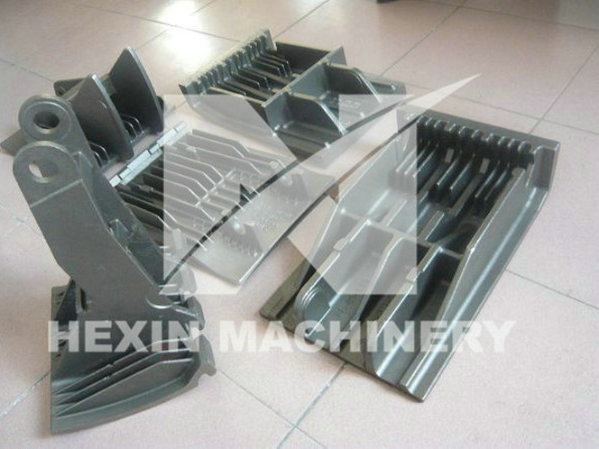 Sand Casting Grate Bar Castings for Furnace Parts