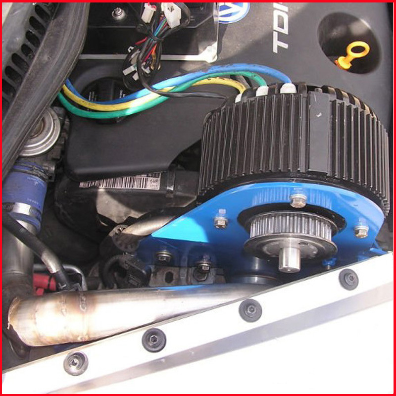 China 5kw 48v electric motor electric conversion car kit for Electric outboard motor conversion