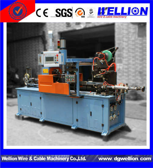 Wire Cable Auto Coiling Packing Machine