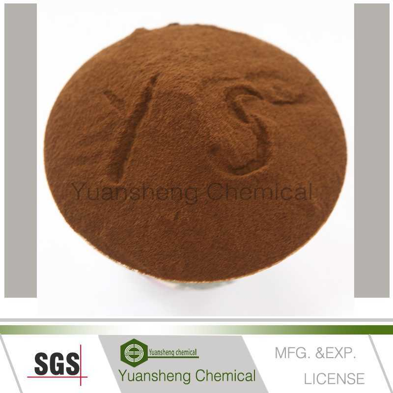 Calcium Lignosulphonate Concrete Admixture High Quality Water Reducing