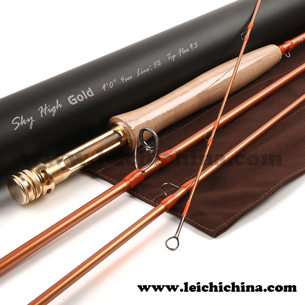Best Gold Toray 40t Nano Carbon Fly Rod