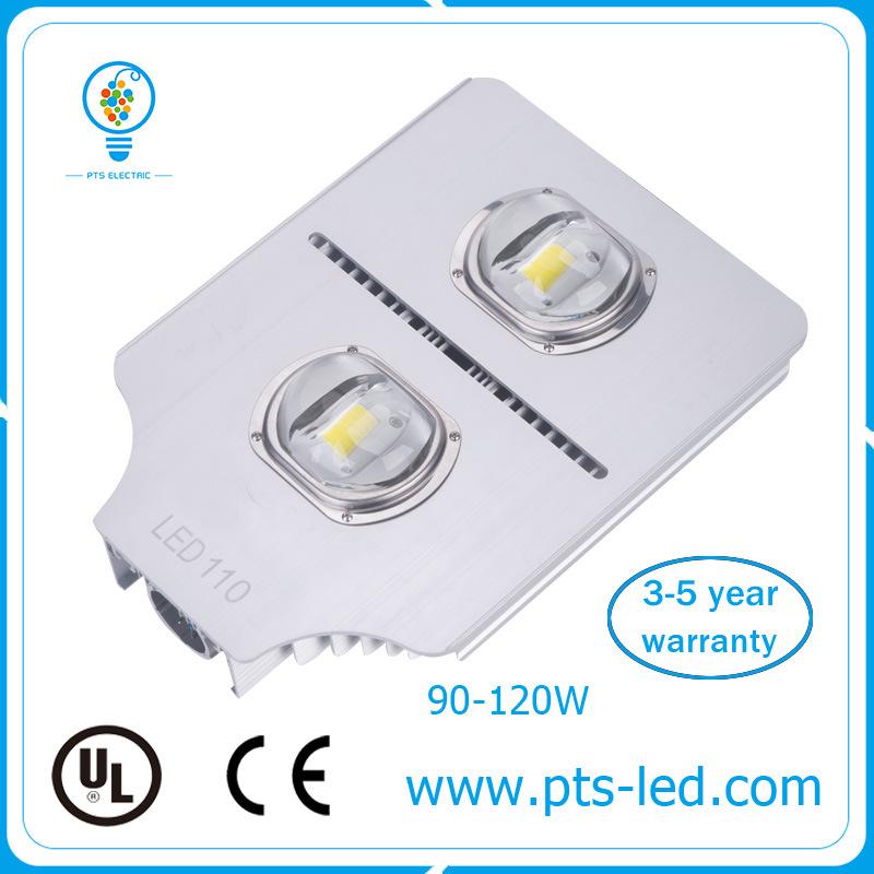 120lm/W 15kv IP65 60W LED Road Street Light