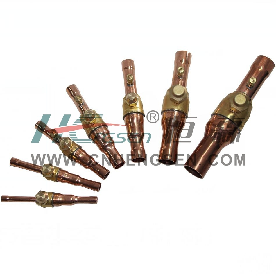 Professional OEM Manufacturer of Refrigeration Ball Valve Air Conditioner Parts Refrigeration Parts Refrigeration Tools