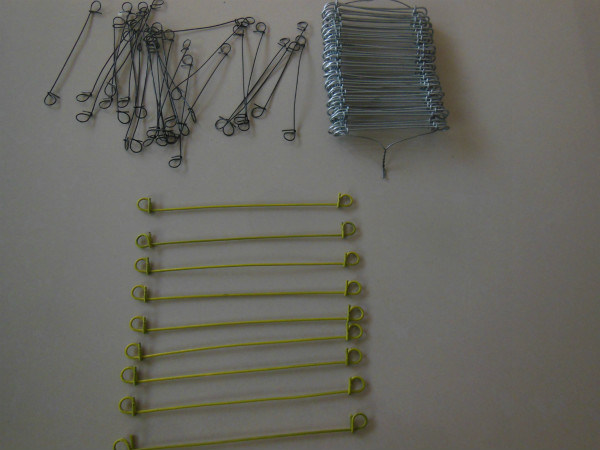 Double Loop Tie Wire