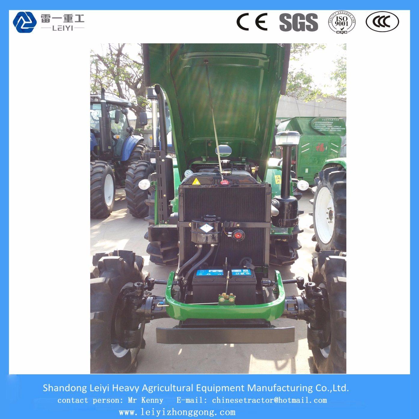 2017 New Style Medium Multifunctional Tractor 40HP/48HP/55HP