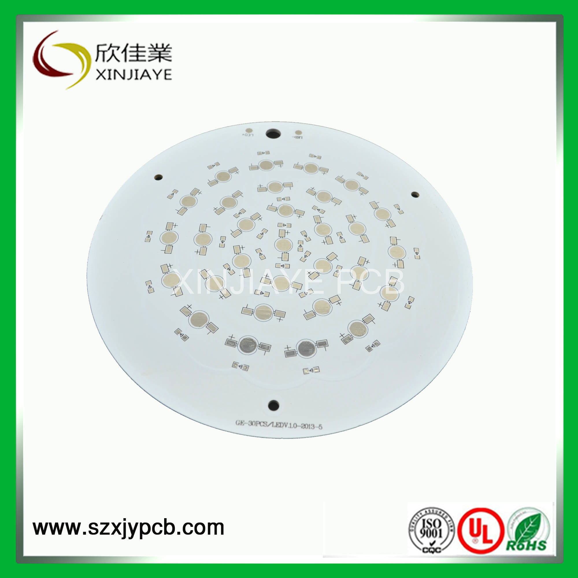 High Quality PCB /Metal Core PCB /MCPCB