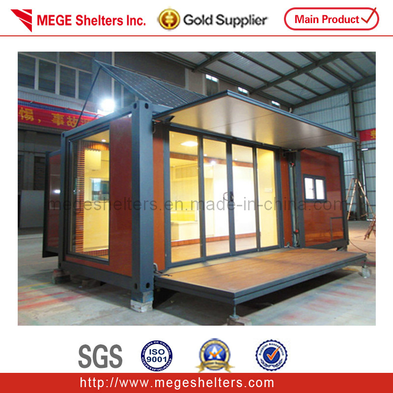 China expandable and hydraulic design mobile house container home mege 21 photos pictures - Mobile home container ...