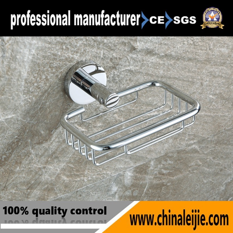 Wall Mouted Stainless Steel Soap Basket Bathroom Accessory