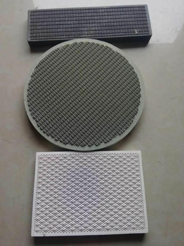 Infrared Honeycomb Ceramic Plate