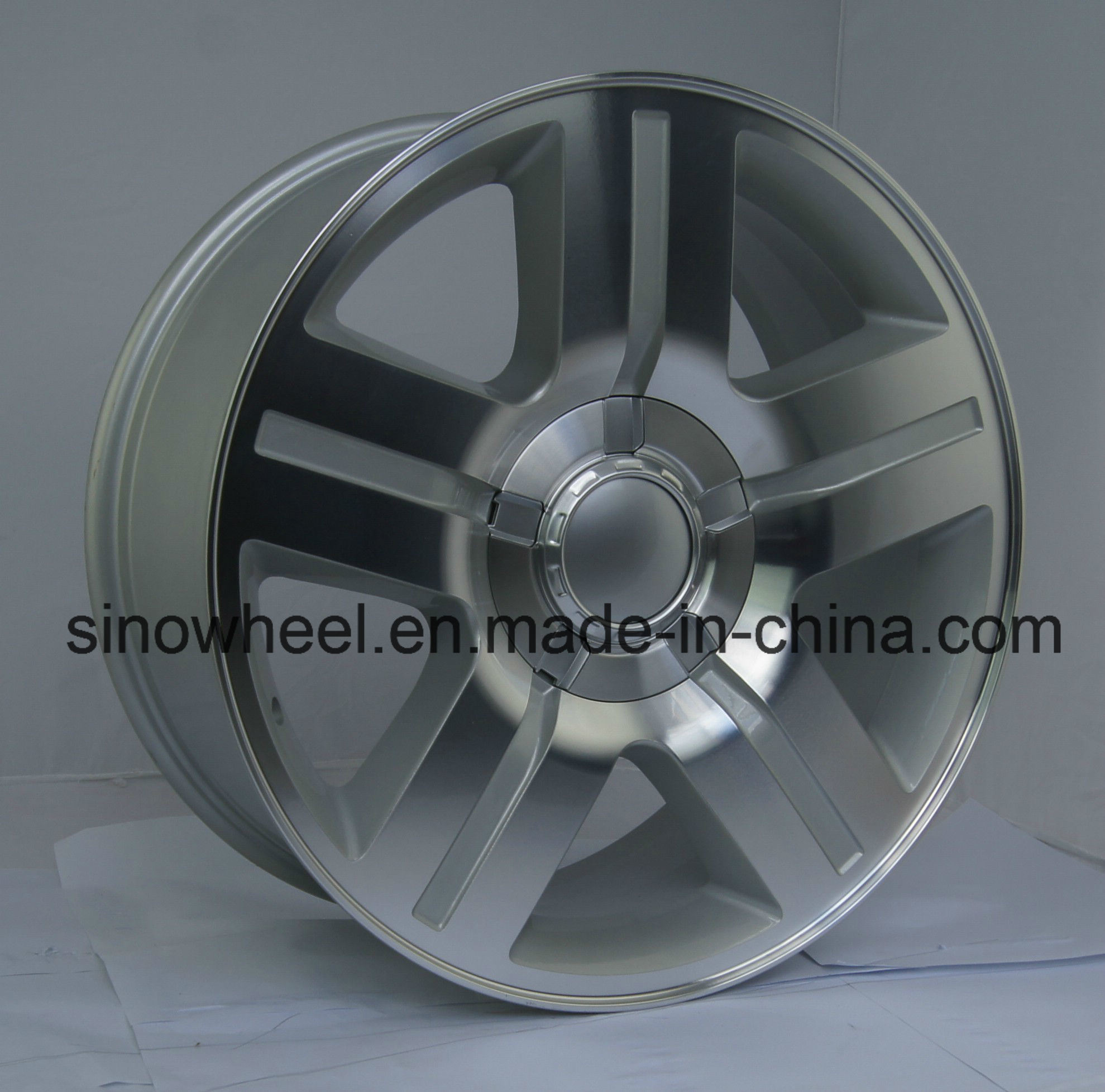 High Quality Replica Alloy Wheel for Chevrolet Silverado Replica Alloy Wheel 22X9.0
