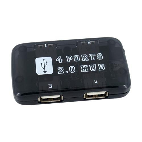 Hub USB 4 Ports Style No. Hub-021