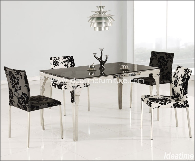 china modern 8 seater glass dining table ctm 706 photos
