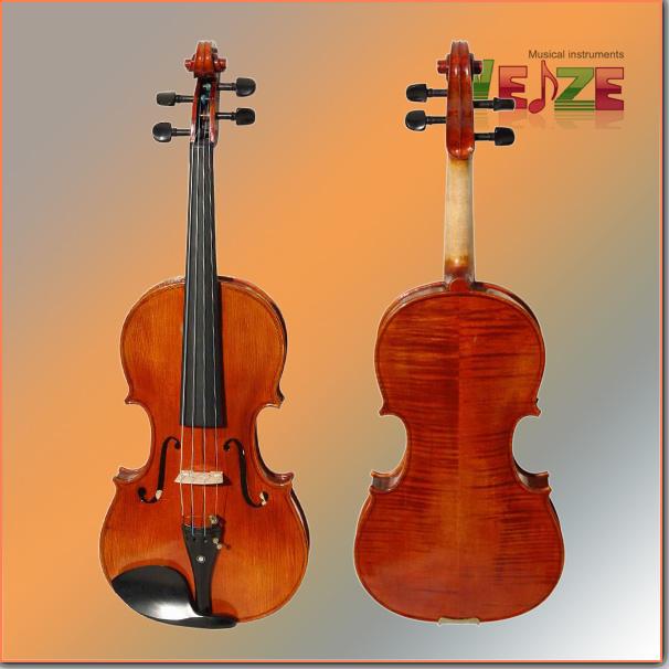 Handmade Natural Flame Viola