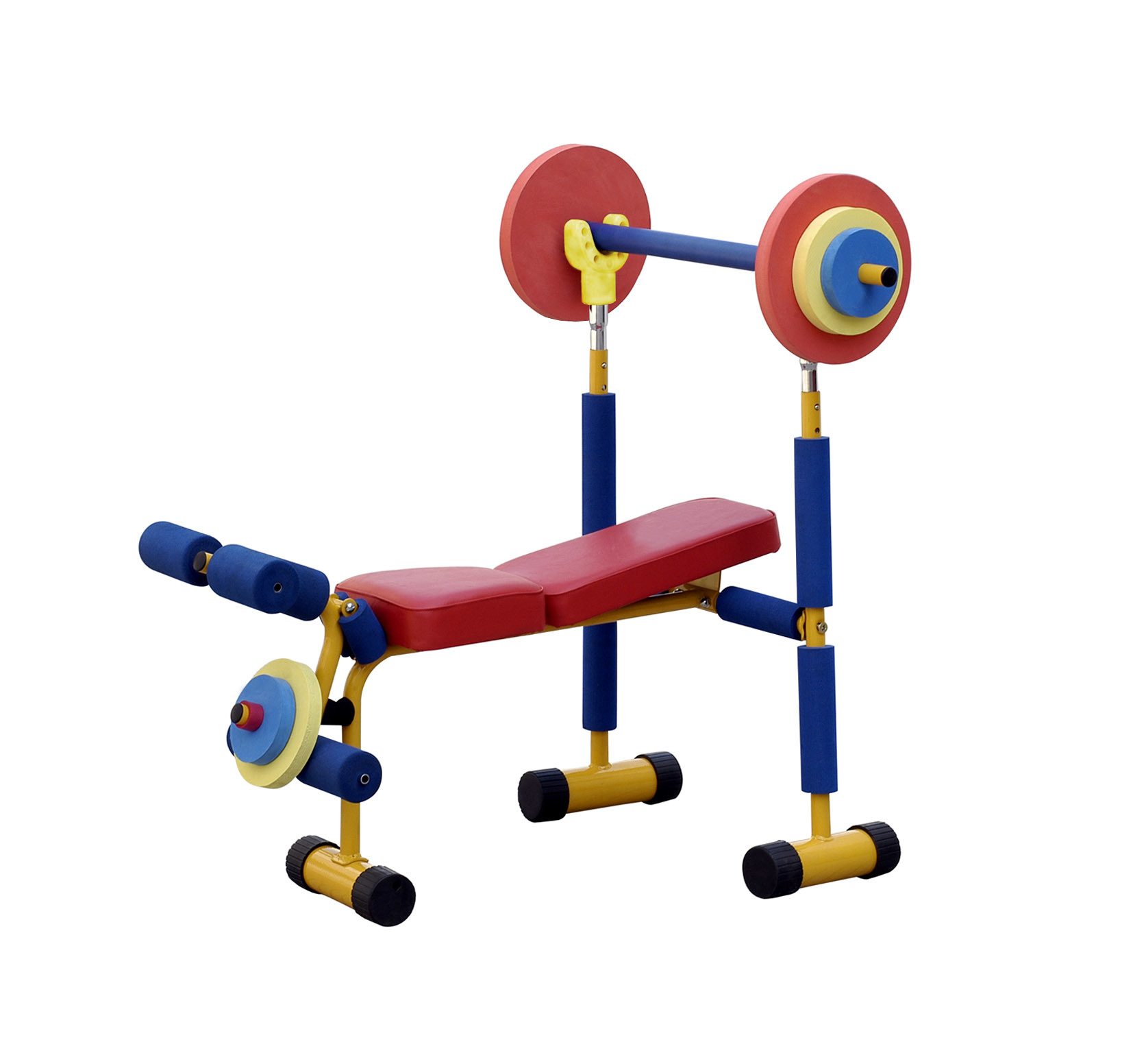 Exercise Fitness Weight Bench