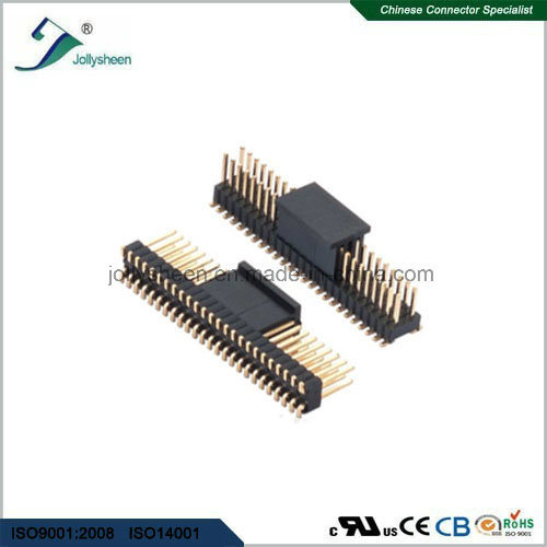 Pin Header Pitch 0.8mm Dual Row SMT Type