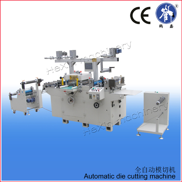 Automatic Flat Bed Die Cutting Machine
