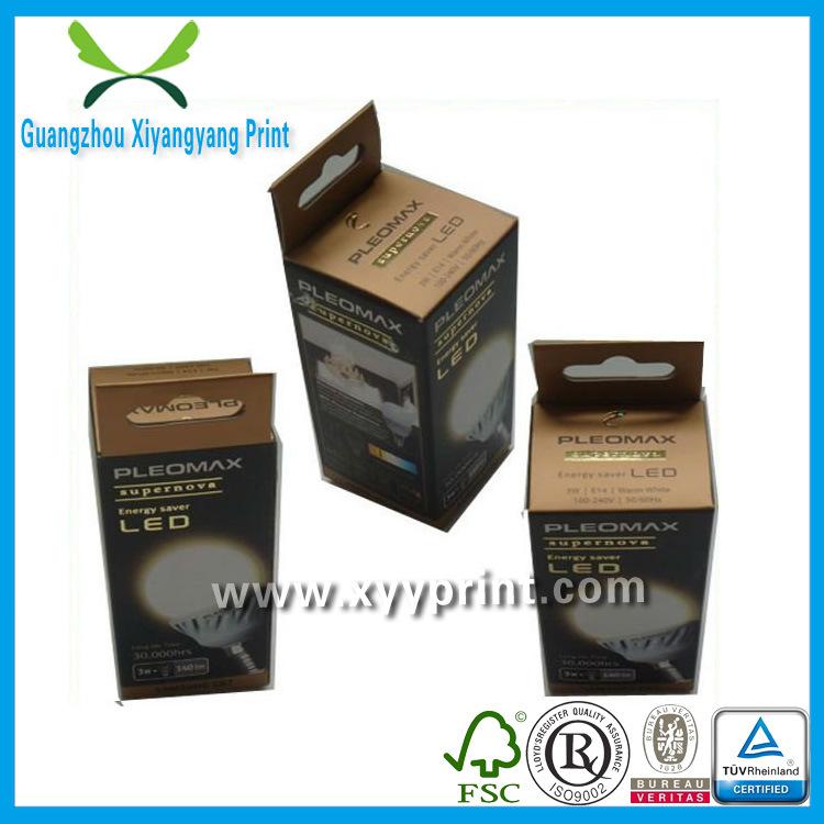 Custom Luxury Cardboard Paper Packaging Box with Printing
