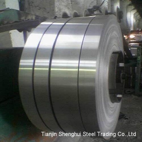 China Mainland Galvanized Steel Coil (SGCC, SGCH, SGHC)