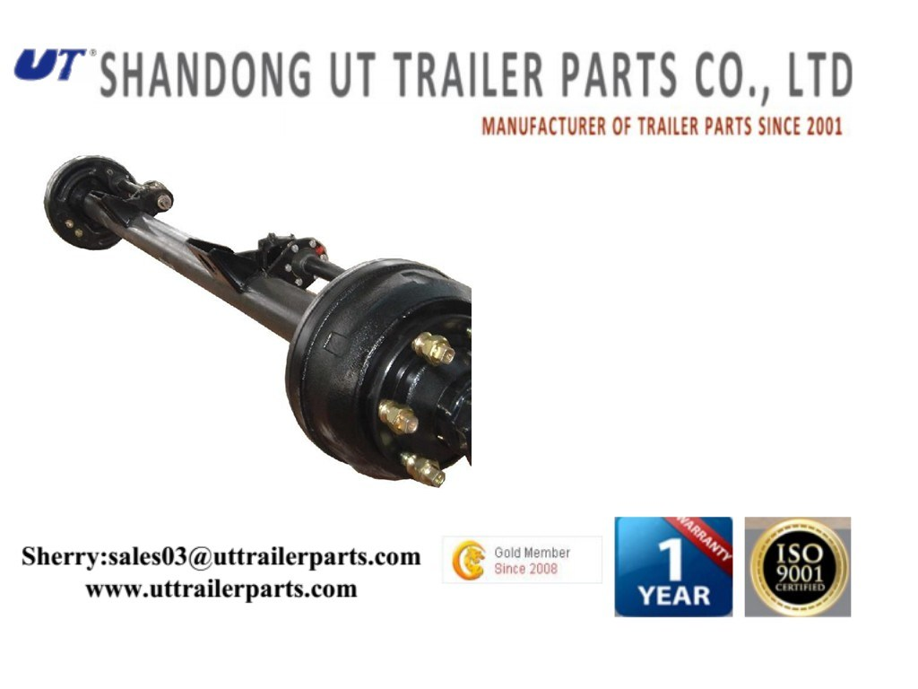 OEM Trailer Axle 6t Agricultural Axle