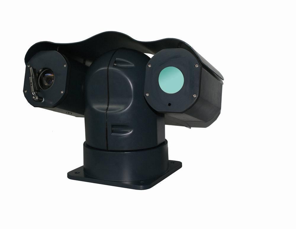 Secutiry CCTV Camera 2.2km Detection 50mm Lens Thermal Imaging PTZ (SHJ-TA3250)