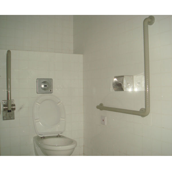 Stainless Steel Lift-up Support Safety Grab Bar