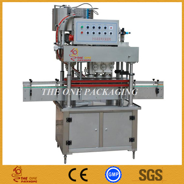 in-Line High Speed Capping Machine