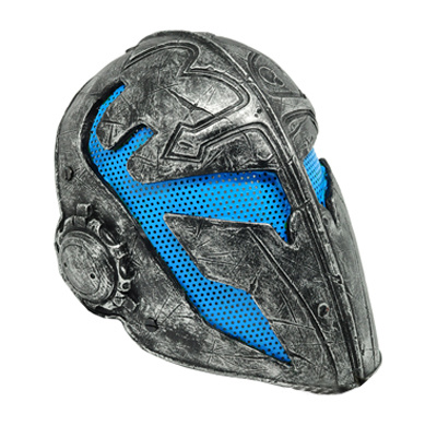 """Tactical """"Templar"""" Airsoft Wire Mesh Mask"""