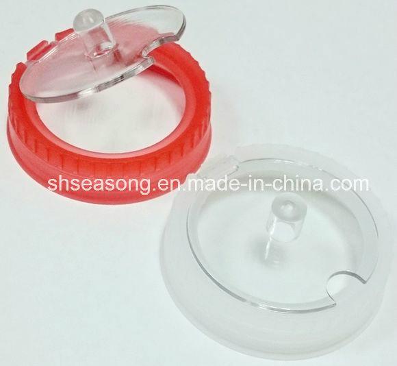 Sugar Pot Lid / Bottle Cap / Plastic Lid (SS4314)