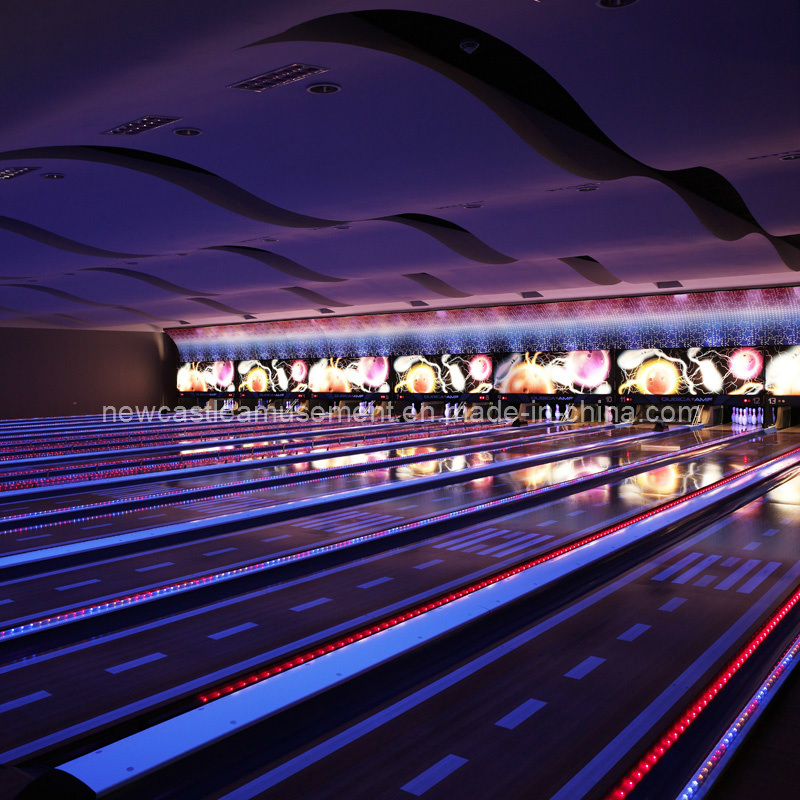 New Professional Bowling Equipment for Bowling Center