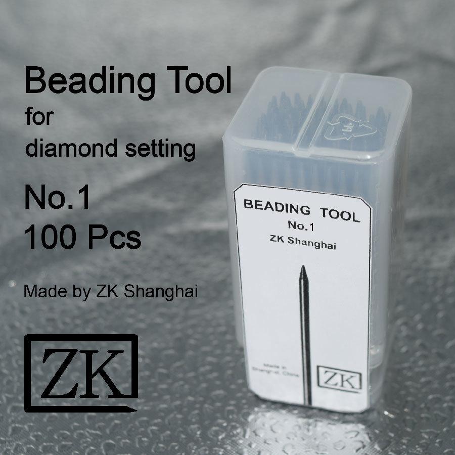 Beading Tools - No. 1 - 100PCS - Goldsmith Tools