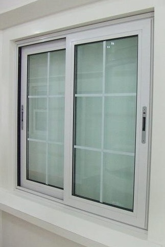 China aluminum profile sliding window design for homes for Metal window designs