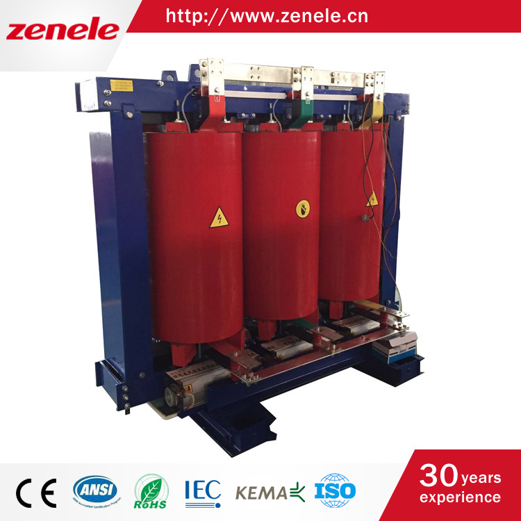 Scbh 15 Series Three-Phase Dry-Type Amorphous Alloy Power Transformer