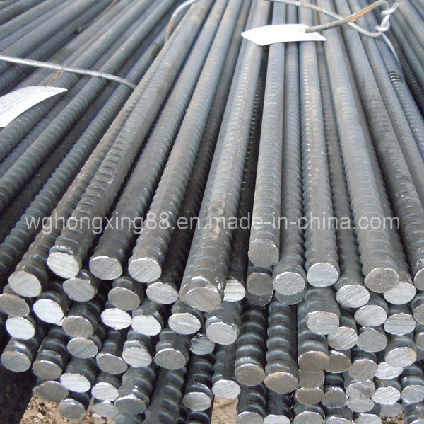 Precision Rolling Deformed Steel Bar Steel Rod (HRB500, HRB400)