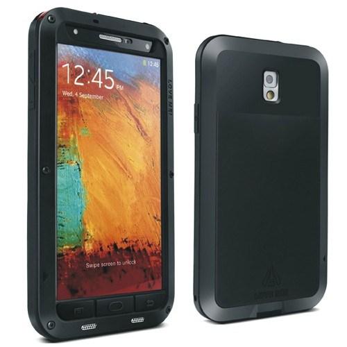 Metal Lovemei Waterproof Case for Samsung Note 3 N9000&iPhone&Samsung Phones