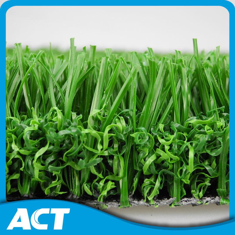 Non-Infilled Artificial Grass for Mini Football, Soccer Artificial Grass Environment Friendly