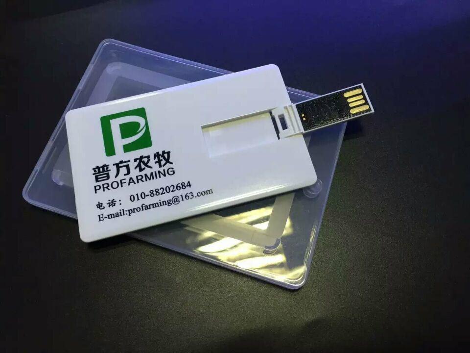 Name Card USB Flash Drive, USB Stick, USB Key, USB Memory Card, Memory Stick