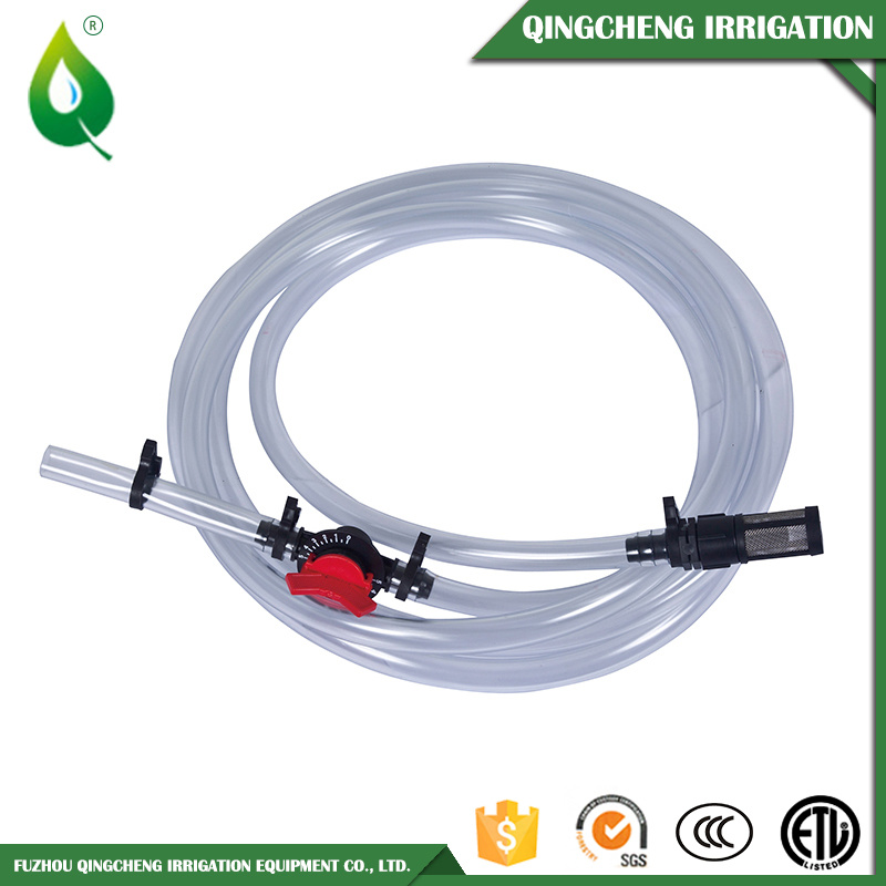 Farm Plastic Venturi Fertilizer Injector for Irrigation System