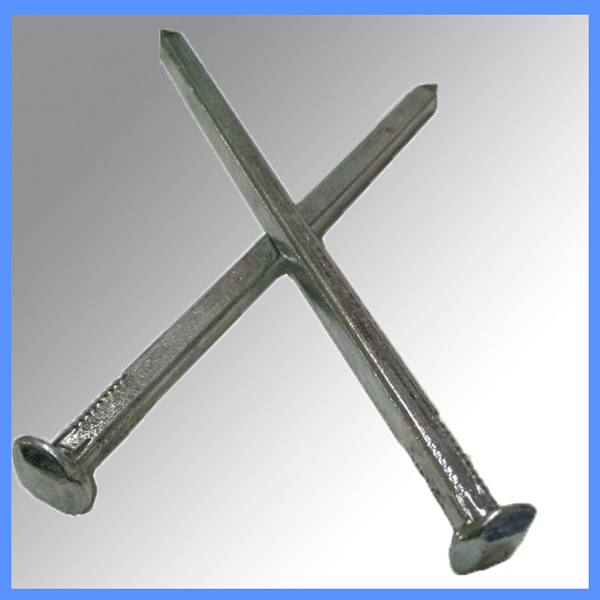 China Galvanized Square Boat Nail For Building Photos
