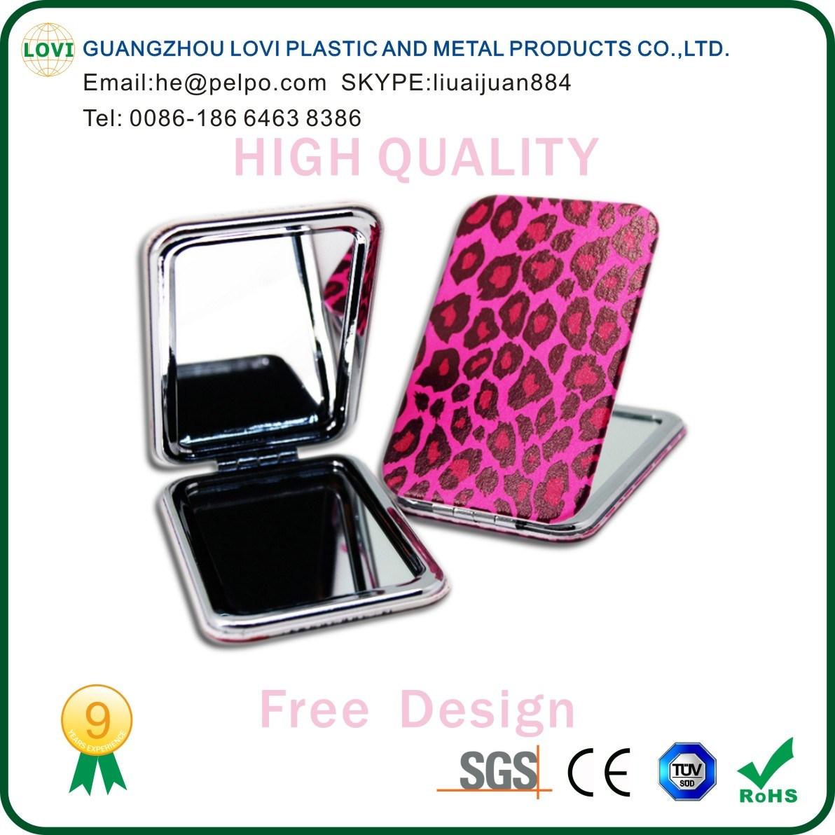 Pocket Mirror, Wholesale Pocket Mirror, Pocket Makeup Mirror, Cosmetic Pocket Mirror