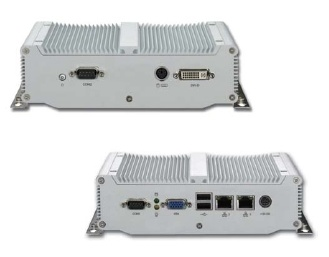 Nicee 101 Fanless Embedded Industrial Computer