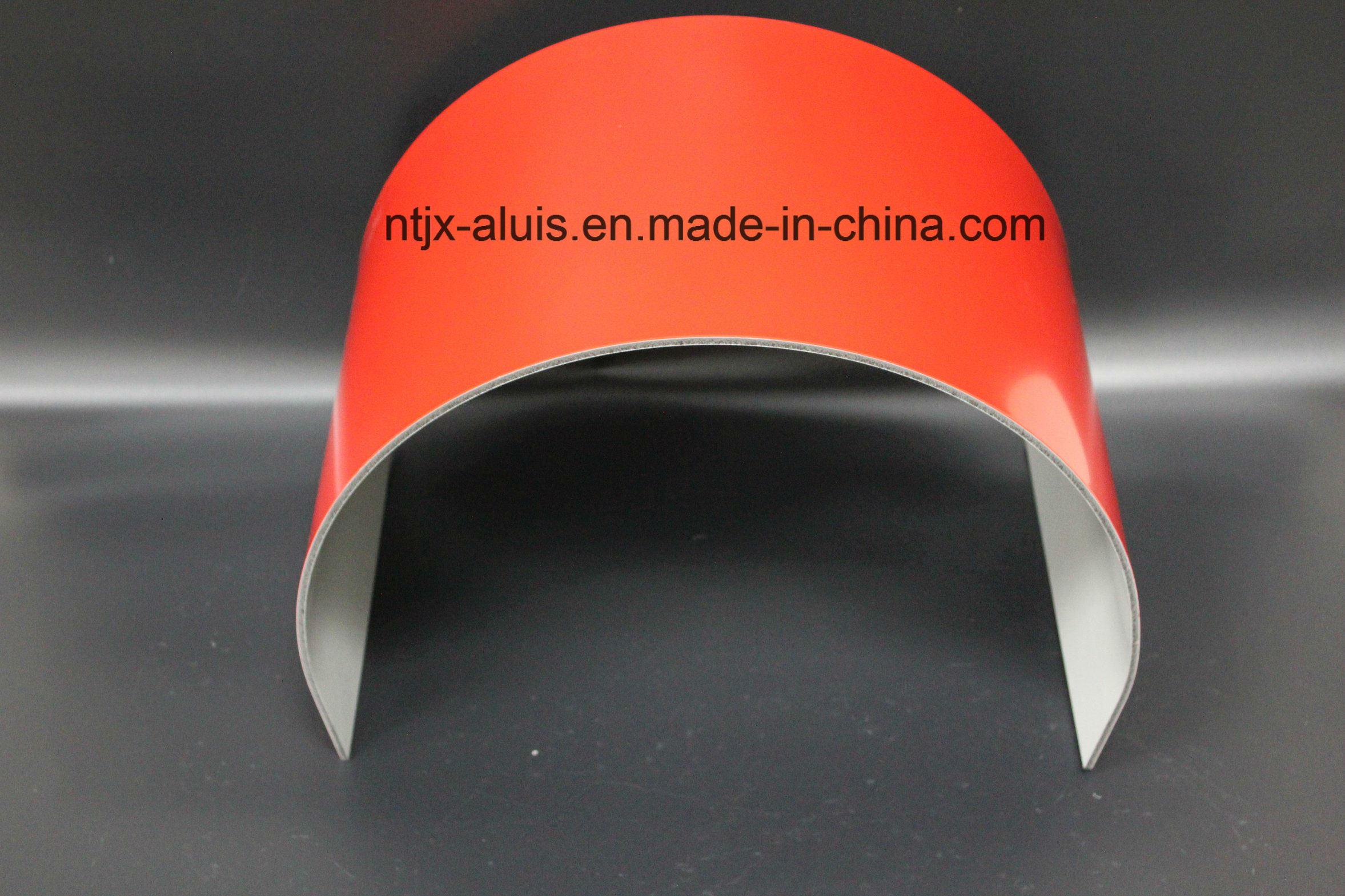 Aluis Aluminium Composite Panel for Advertising Series