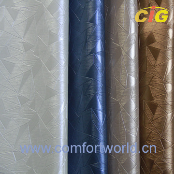 PVC Artificial Leather for Car Seat (SAPV04493)