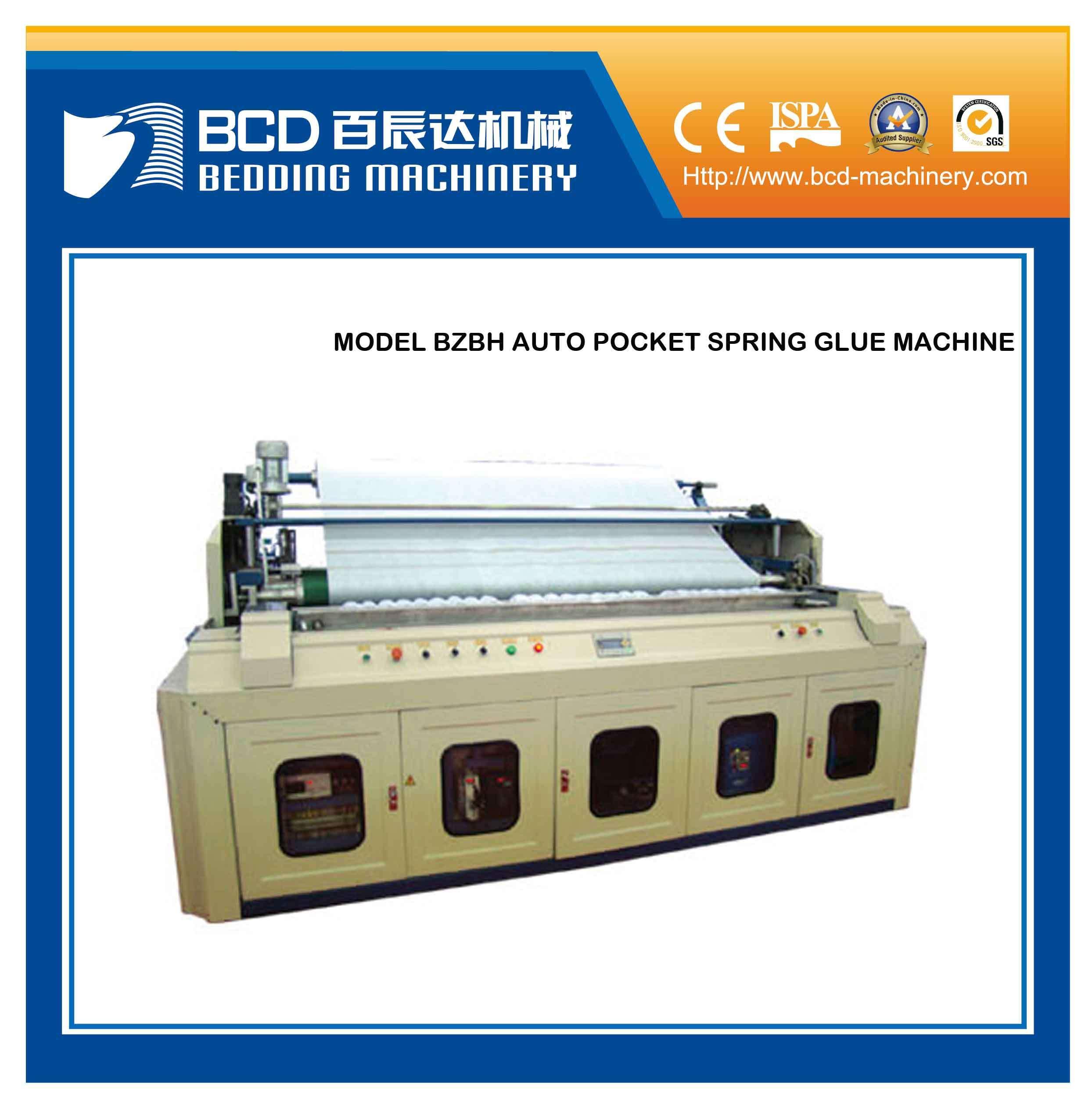 Pocket Spring Glue Assembling Machine (BZBH)