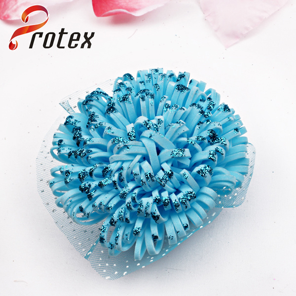 Handmade Turquoise Customized EVA Foam Flower