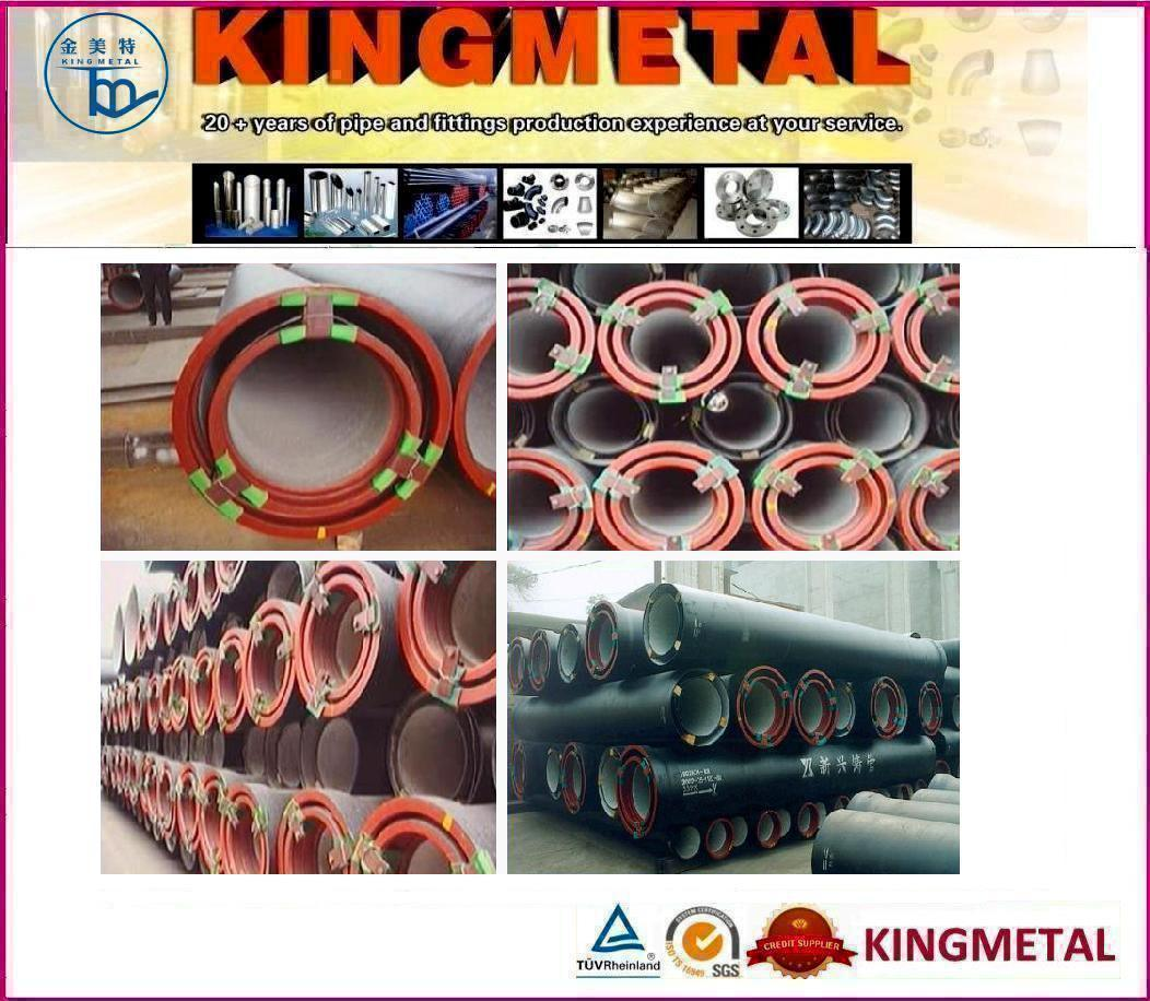 Epoxy Coated Ductile Iron Pipe, Di Pipe