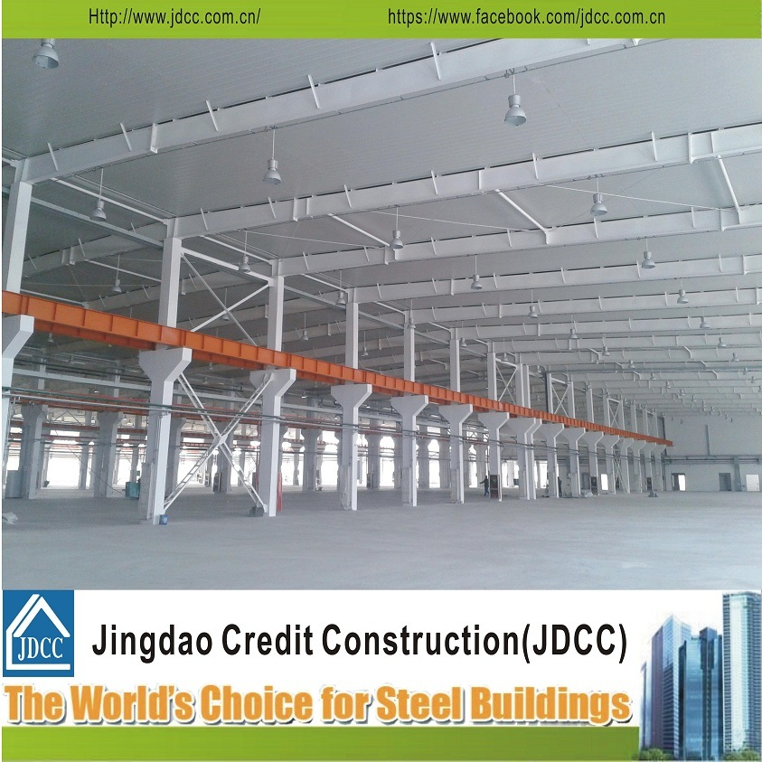 Steel Structure Prefab China Construction
