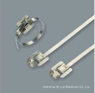 Released Stainless Steel Cable Ties -Naked