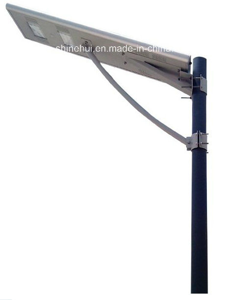 5 Years Warranty Waterproof IP65 All in One Solar LED Street Light for Outdoor Lighting