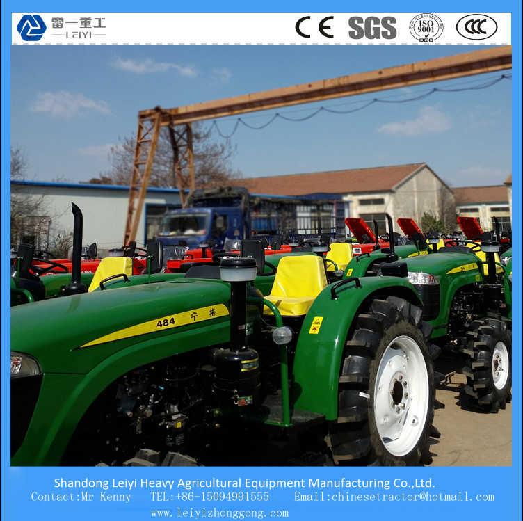 2017 New Style Multifunctional Tractor 40HP/48HP/55HP