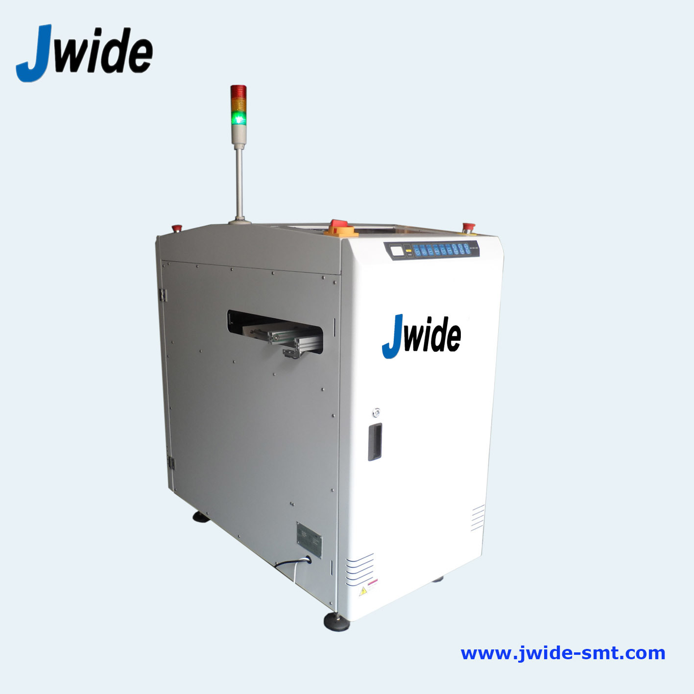 Automatic PCB Bare Board Loader for SMT Assembly Line